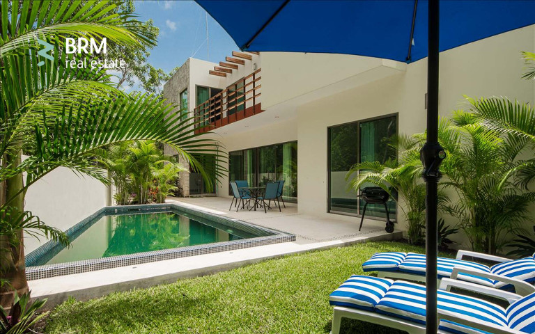 Modern home in the heart of Tulum