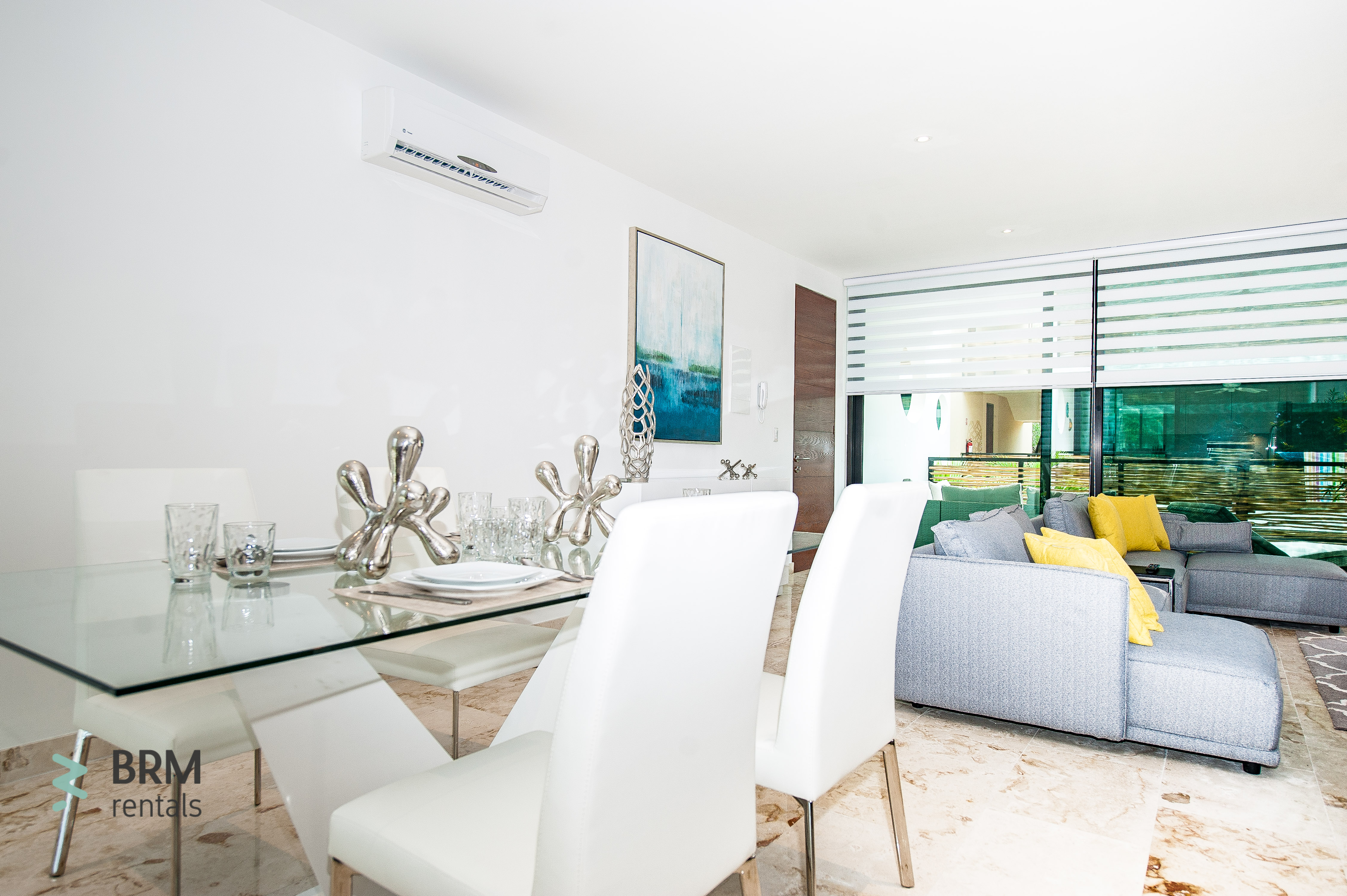 Lux, spacious, sunny comfort stay in Tulum!