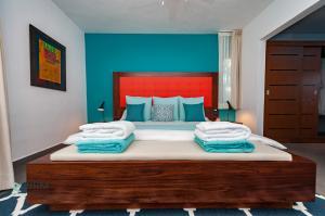 Villa Amalfi's Master Bedroom